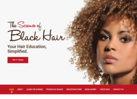 blackhairscience.com