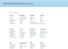 blackhairstylesmag.com