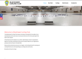 blackhawkcurling.com