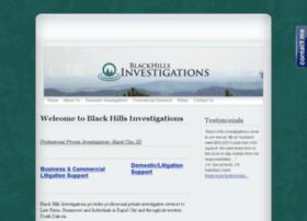 blackhillsinvestigations.com