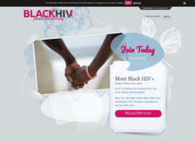 blackhivpositivedating.com
