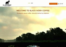 blackivorycoffee.com