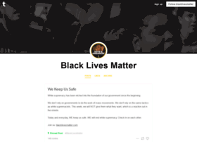 blacklivesmatter.tumblr.com