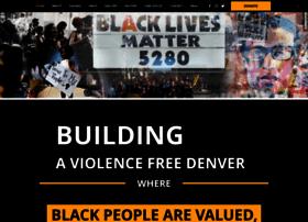 blacklivesmatter5280.com