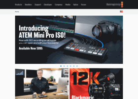 blackmagic-design.com