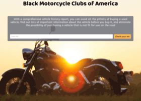 blackmotorcycleclubsofamerica.com