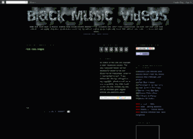 blackmusicvideos.blogspot.com