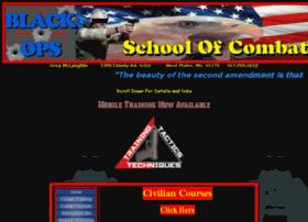 blackopsschoolofcombat.com