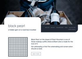 blackpearlwines.com
