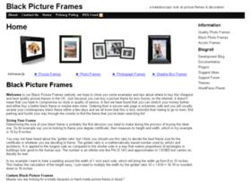 blackpictureframes.co.uk