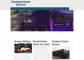 blackpoolcoachservices.co.uk