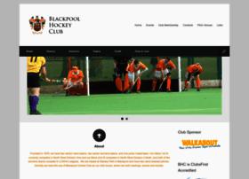 blackpoolhockeyclub.co.uk