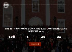 blackprelawconference.org