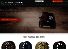 blackrhinowheels.com