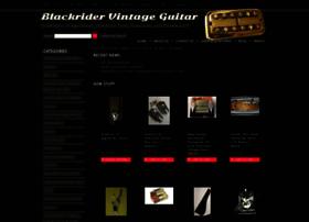 blackriderguitars.com
