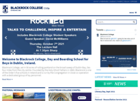blackrockcollege.ie
