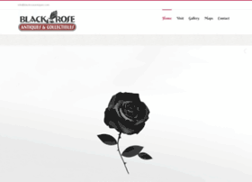 blackroseantiques.com