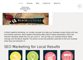 blacksapphiremarketing.com