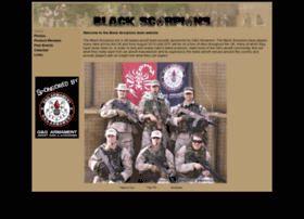 blackscorpions.co.uk