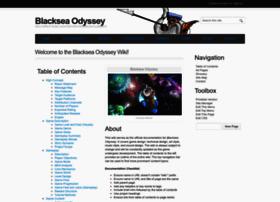 blackseaodyssey.wikidot.com