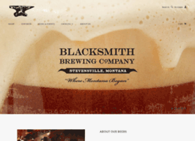 blacksmithbrewing.com