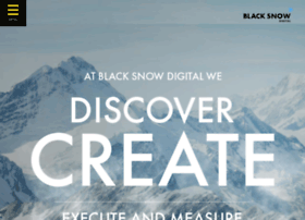 blacksnowdigital.co.za