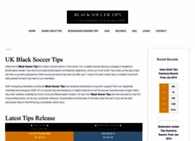 blacksoccertips.com