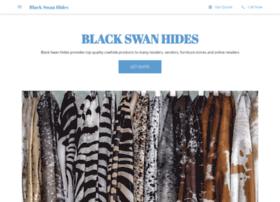 blackswanhides.com