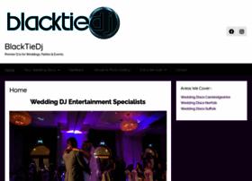 blacktiedj.co.uk