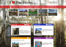 blacktownaustralia.com.au