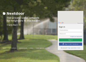 blackwater.nextdoor.com