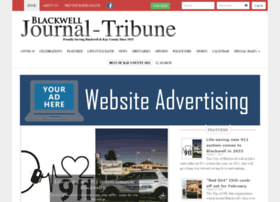 blackwelljournaltribune.net