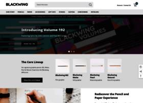 blackwingpencils.com