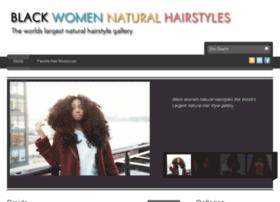 blackwomennaturalhairstyles.com