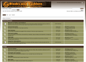 bladesandbushlore.com