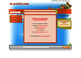 blahozelania.webnode.sk