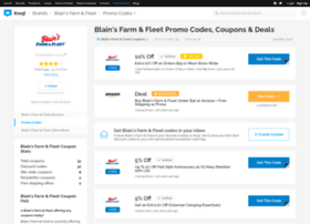 blainsfarmfleet.bluepromocode.com