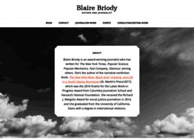 blairebriody.com