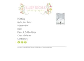 blairnicolephotography.com