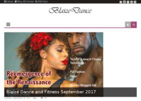 blaizedance.com