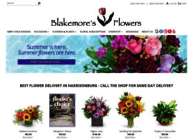 blakemoresflowers.com