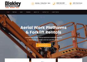 blakleyequipment.com