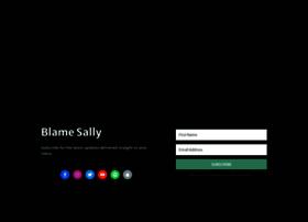 blamesally.fanbridge.com