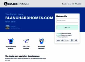 blanchardhomes.com
