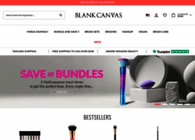 blankcanvascosmetics.com
