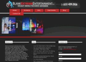 blankextremeentertainment.com