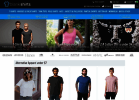 blankshirts.com