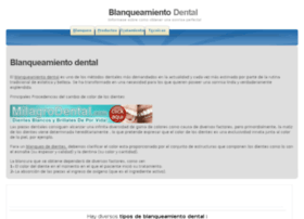 blanqueodental.org