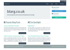 blarg.co.uk