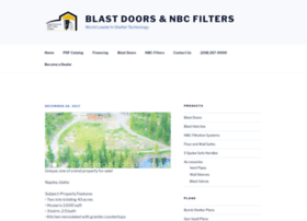 blastdoorsandnbcfilters.com